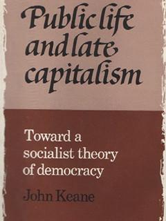 Public Life & Late Capitalism