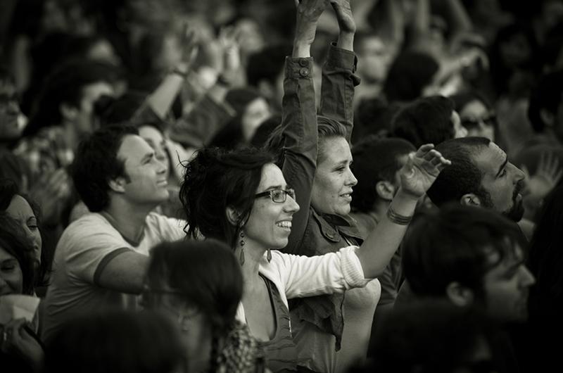 Acampada, Barcelona, 21/05/1011