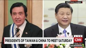 151104011246-chinese-president-xi-jinping-taiwan-president-ma-ying-jeou-meet-rivers-intv-nr-00002510-full-169